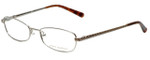Tory Burch Designer Eyeglasses TY1009-102 in Silver 51mm :: Rx Single Vision