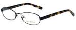 Tory Burch Designer Eyeglasses TY1017-107 in Black 52mm :: Rx Single Vision