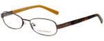 Tory Burch Designer Eyeglasses TY1017-104 in Brown 52mm :: Progressive