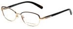 Tory Burch Designer Eyeglasses TY1019-364 in Coconut Gold 52mm :: Rx Bi-Focal