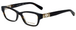 Tory Burch Designer Eyeglasses TY2039-510 in Tortoise 51mm :: Custom Left & Right Lens