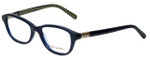 Tory Burch Designer Eyeglasses TY2042-1304 in Navy 51mm :: Custom Left & Right Lens