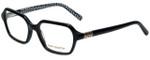Tory Burch Designer Eyeglasses TY2043-1305 in Black 52mm :: Rx Single Vision