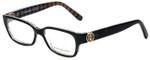 Tory Burch Designer Eyeglasses TY2025-1043 in Tortoise 51mm :: Progressive