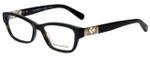 Tory Burch Designer Eyeglasses TY2039-510 in Tortoise 51mm :: Progressive