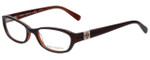 Tory Burch Designer Eyeglasses TY2009-513-52 in Putty Bronze 52mm :: Rx Bi-Focal