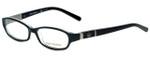 Tory Burch Designer Reading Glasses TY2014-923 in Black Blue 52mm