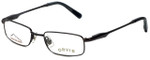Orvis Designer Eyeglasses Crossing in Black 47mm :: Rx Single Vision