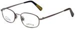 Orvis Designer Eyeglasses Mission in Brown 48mm :: Rx Single Vision