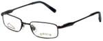 Orvis Designer Eyeglasses Crossing in Black 47mm :: Progressive