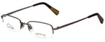 Orvis Designer Eyeglasses DragonFly in Gunmetal 49mm :: Rx Bi-Focal