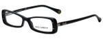 Dolce & Gabbana Designer Eyeglasses DD1227-501 in Black 51mm :: Rx Single Vision