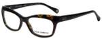 Dolce & Gabbana Designer Eyeglasses DD1232-502 in Havana 53mm :: Rx Single Vision