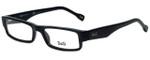 Dolce & Gabbana Designer Eyeglasses DD1168-501 in Black 51mm :: Rx Bi-Focal