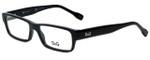 Dolce & Gabbana Designer Reading Glasses DD1203-501 in Black 52mm