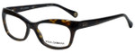 Dolce & Gabbana Designer Reading Glasses DD1232-502 in Havana 53mm