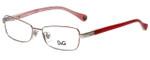 Dolce & Gabbana Designer Eyeglasses DD5096-1070 in Pink 51mm :: Progressive