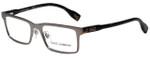 Dolce & Gabbana Designer Eyeglasses DD5115-090-50 in Matte Gunmetal Tortoise 50mm :: Progressive