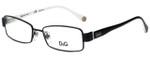 Dolce & Gabbana Designer Eyeglasses DD5081-461 in Black 51mm :: Rx Bi-Focal