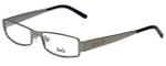 Dolce & Gabbana Designer Eyeglasses DD5031-04-52 in Gunmetal 52mm :: Progressive