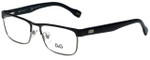 Dolce & Gabbana Designer Reading Glasses DD5103-064 in Black 54mm