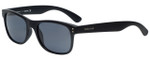Timberland TB9063-02D Designer Polarized Sunglasses in Matte Black with Grey Lens