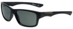 Timberland TB9078-20D Designer Polarized Sunglasses in Matte Black with Grey Lens