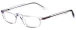 Hackett London Designer Reading Glasses HEB073-80 in Crystal 51mm