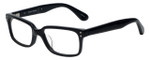 Hackett London Designer Reading Glasses HEB093-1-01 in Black 53mm