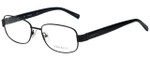 Hackett Designer Eyeglasses HEK1102-02 in Black 54mm :: Custom Left & Right Lens