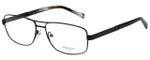 Hackett Designer Eyeglasses HEK1105-02 in Matte Black 58mm :: Custom Left & Right Lens