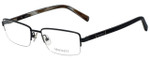 Hackett Designer Eyeglasses HEK1119-01 in Black 54mm :: Custom Left & Right Lens