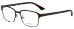 Hackett Designer Eyeglasses HEK1168-100 in Brown 53mm :: Custom Left & Right Lens