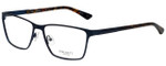 Hackett Designer Eyeglasses HEK1171-628 in Navy 58mm :: Custom Left & Right Lens