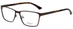 Hackett Designer Eyeglasses HEK1171-91 in Gunmetal 58mm :: Custom Left & Right Lens