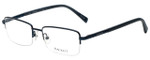 Hackett Designer Eyeglasses HEK1107-601 in Matte Blue 54mm :: Rx Single Vision