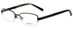 Hackett Designer Eyeglasses HEK1104-02 in Matte Black 54mm :: Progressive