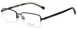 Hackett Designer Eyeglasses HEK1107-01 in Black 54mm :: Progressive