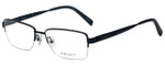 Hackett Designer Eyeglasses HEK1121-601-58 in Dark Blue 58mm :: Progressive
