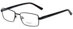 Hackett Designer Eyeglasses HEK1090-01 in Matte Black 55mm :: Rx Bi-Focal