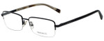 Hackett Designer Eyeglasses HEK1107-01 in Black 54mm :: Rx Bi-Focal