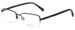 Hackett Designer Reading Glasses HEK1107-601 in Matte Blue 54mm