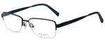 Hackett Designer Reading Glasses HEK1121-601-58 in Dark Blue 58mm