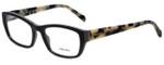 Prada Designer Eyeglasses VPR18O-TFN1O1 in Grey 52mm :: Rx Bi-Focal