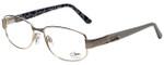 Cazal Designer Eyeglasses Cazal-1206-002 in Grey 53mm :: Progressive