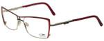 Cazal Designer Eyeglasses Cazal-4213-001 in Burgundy 55mm :: Custom Left & Right Lens