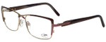 Cazal Designer Eyeglasses Cazal-4228-002 in Rose Brown 54mm :: Custom Left & Right Lens