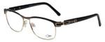 Cazal Designer Eyeglasses Cazal-4237-001 in Black Leopard 53mm :: Custom Left & Right Lens