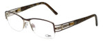 Cazal Designer Eyeglasses Cazal-4240-002 in Brown 52mm :: Custom Left & Right Lens