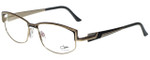 Cazal Designer Eyeglasses Cazal-4234-002 in Anthracite 54mm :: Rx Single Vision